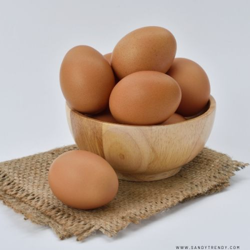 Best Food For Building The Big Muscles - Eggs