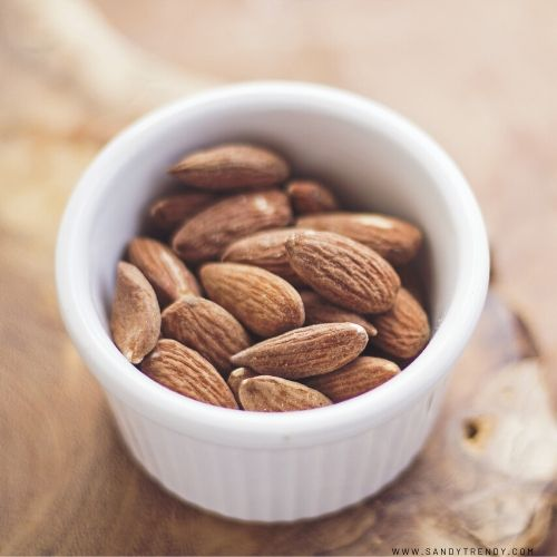 Best Food For Building The Big Muscles - Almonds
