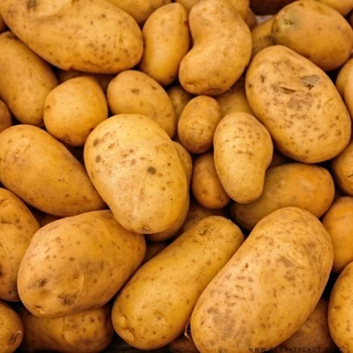 Best Food For Building The Big Muscles - Potato