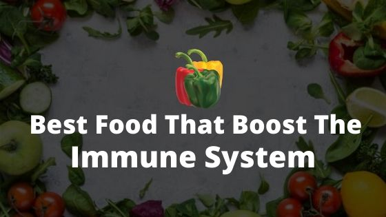 Best Food That Boost The Immune System