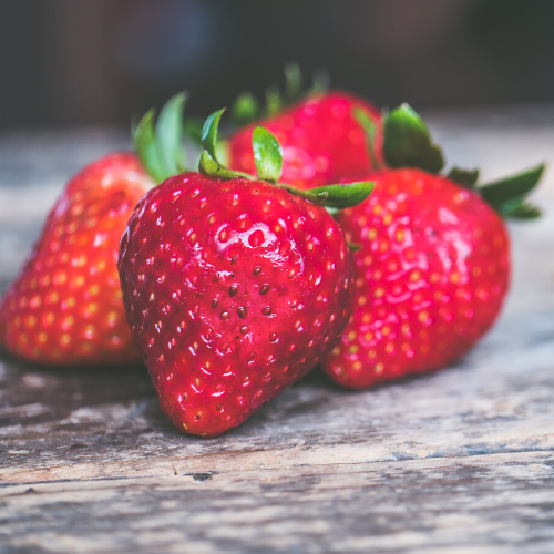 Food To Boost Testosterone-strawberries