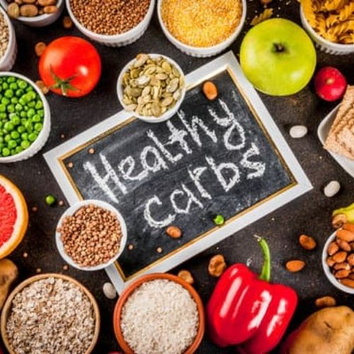 nutrition to build muscle - carbohydrates