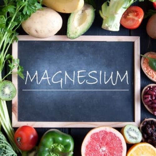nutrition to build muscle -magnesium