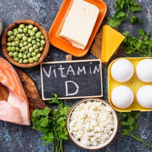 nutrition to build muscle - vitamin d